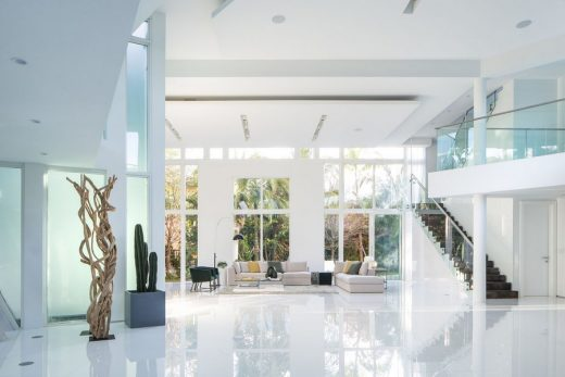 Contemporary Luxury Atlantic Ocean Home in Miami-Dade County