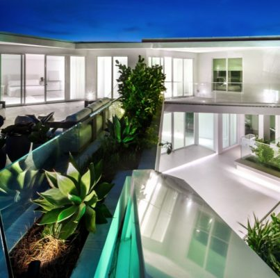 contemporary luxury home design by Chad Oppenheim