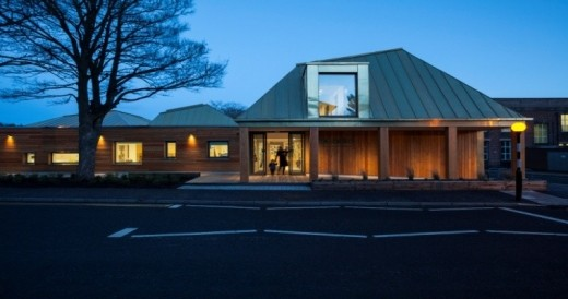 Arcadia Nursery – Malcolm Fraser Architects