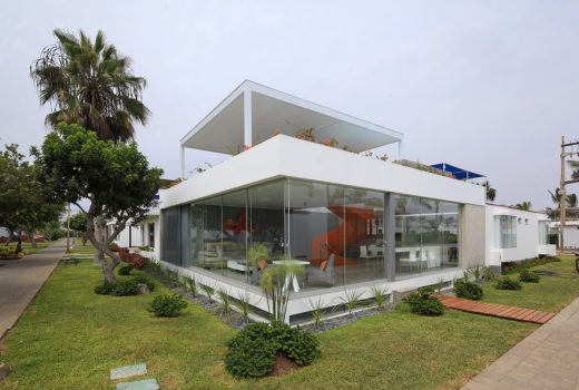 Blanca House in Lima - Peru Architecture News