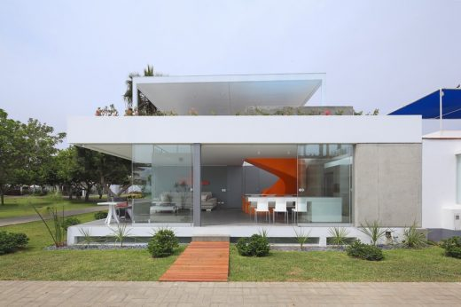Blanca House in Lima