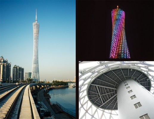 Canton Tower building