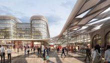 Cardiff Interchange in Wales by Foster + Partners