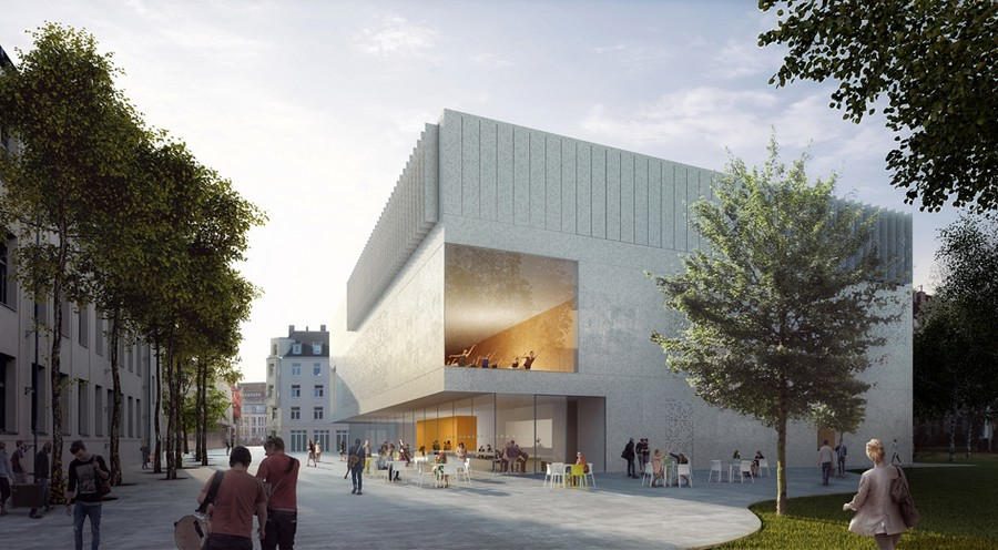 Cologne University Of Music And Dance Campus E Architect