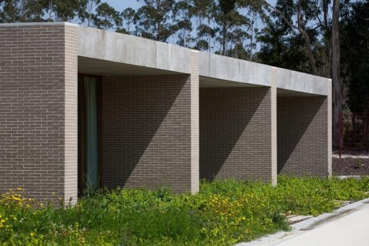 New School in Vagos by Miguel Marcelino, Arquitecto, Lda., Lisbon