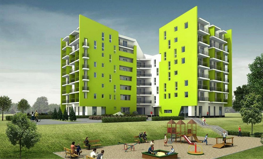 Green hotel building design abu dhabi e architect for Design hotel east