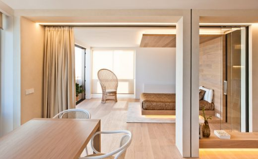 New Apartment in Valencia by BAREA + PARTNERS architects