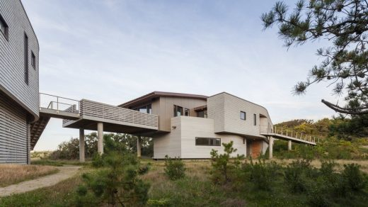 House of Shifting Sands in Cape Cod