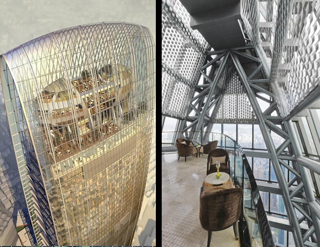 Tallest Observation Decks In The World E Architect