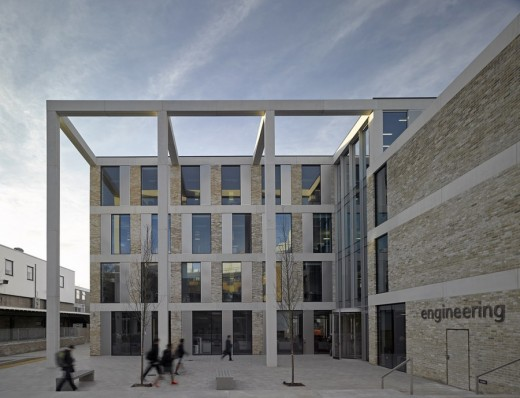 Lancaster University Engineering Building