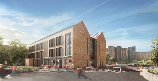 New School for Green Man Lane