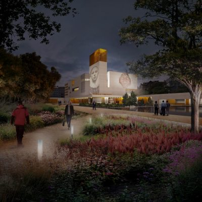 Proposal for Museum of Ethnography