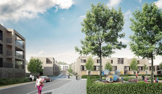 School Square Residential Development