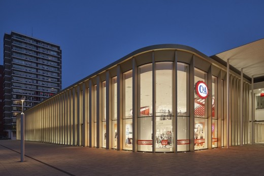 Shopping Centre in Heerlen