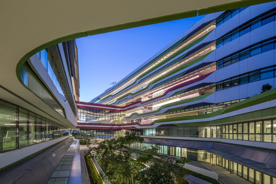 University of technology and design singapore e architect for Design consultancy singapore