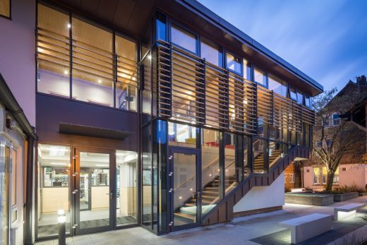 Teaching Building for St Clare's College in Oxford