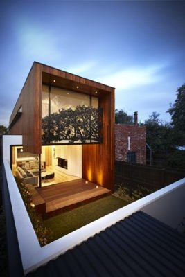 Treetop House in Melbourne