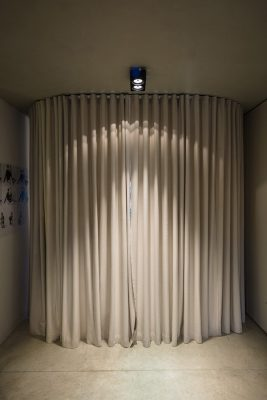 Curtain Office in Slovenia