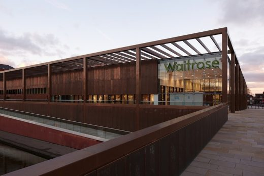 Waitrose Building in Chester