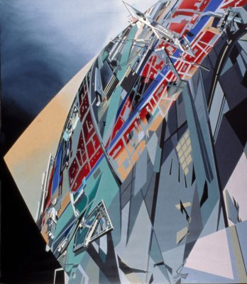 Zaha Hadid at the State Hermitage Museum