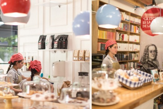 934 Bookstore Cafe