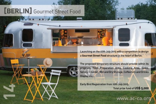 Berlin Gourmet Street Food Competition