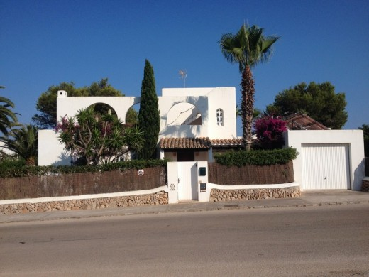 Cala d'Or traditional house