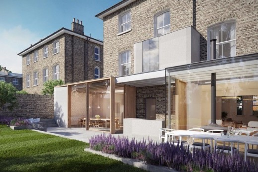 Dartmouth Park House Extension in London