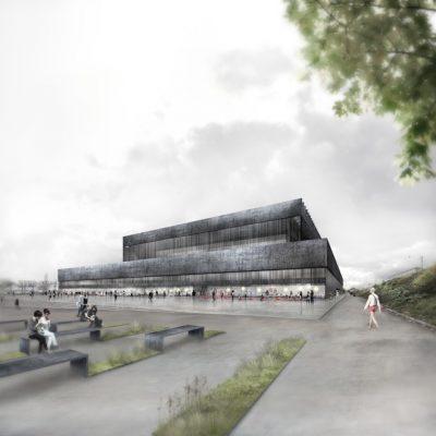 Ice Sports Center in Lausanne