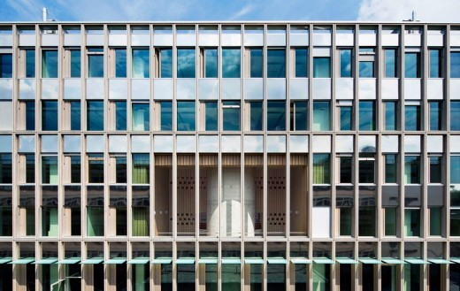 ING and Meteo Office Building