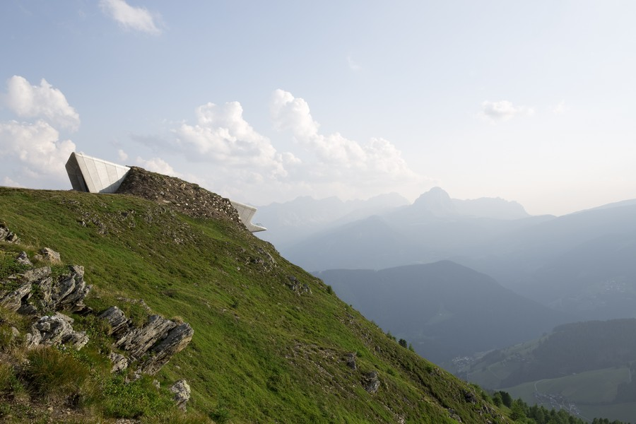 Messner Mountain Museum Corones South Tyrol E Architect