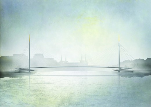 New Nine Elms to Pimlico Bridge 25