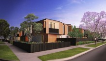 Sterling Townhouses
