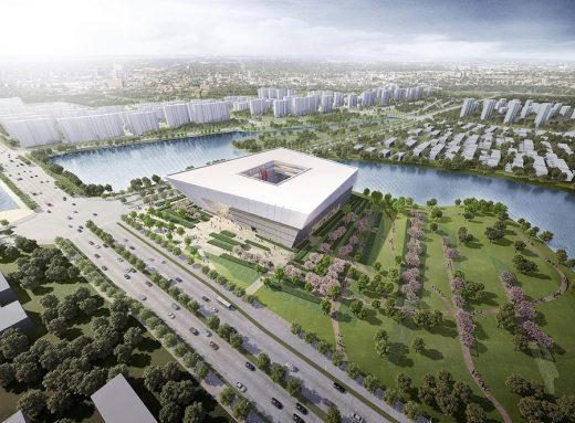 Suzhou Library Building Design