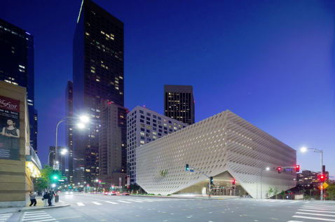 The Broad, the new contemporary art museum