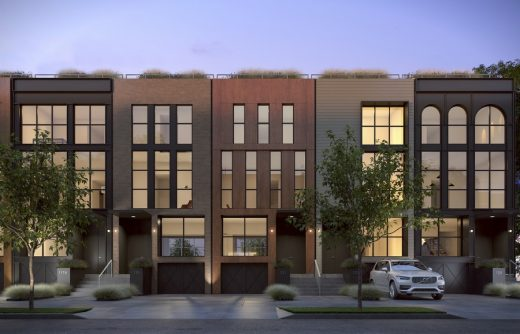 Townhome in Red Hook Brooklyn