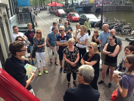 Amsterdam Guided Walking Tours