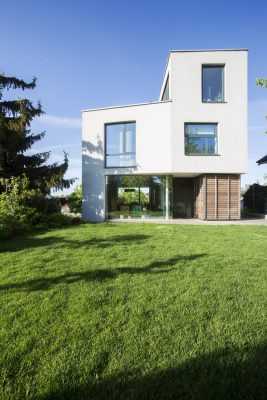 Double View House in Bratislava