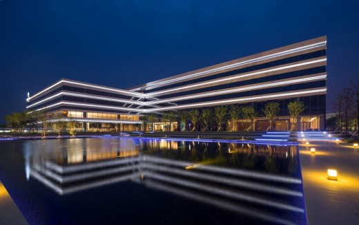 Hotel in Element Suzhou Science and Technology Town