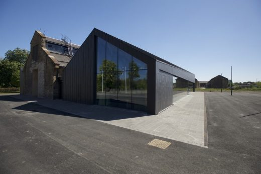 Engine Shed Stirling building