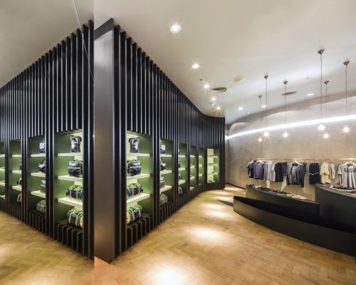 Fred Perry Store Bangkok Architecture News