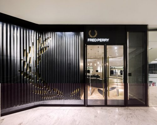 Fred Perry Store Bangkok