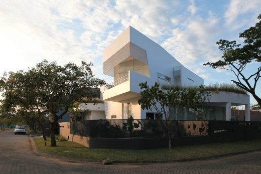 Residence in East Java