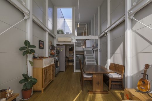 New Japanese Building design by YYAA, architects