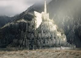 Minas Tirith Lord of the Rings
