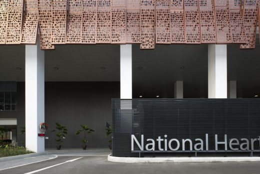 National Heart Centre in Singapore