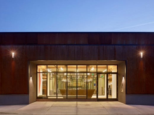 New open office space in mill valley e architect for New space architects