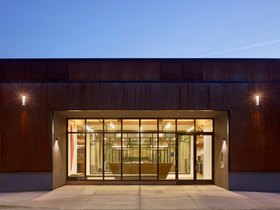 New Open Office Space In Mill Valley E Architect