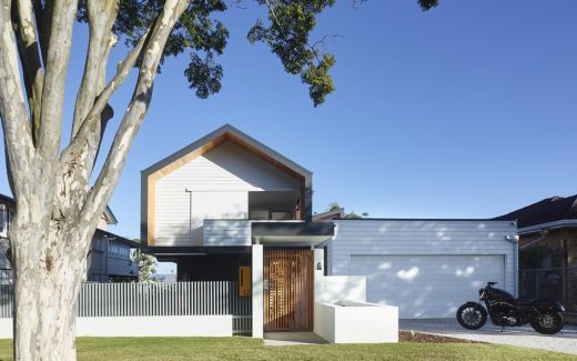 Nundah House in Brisbane