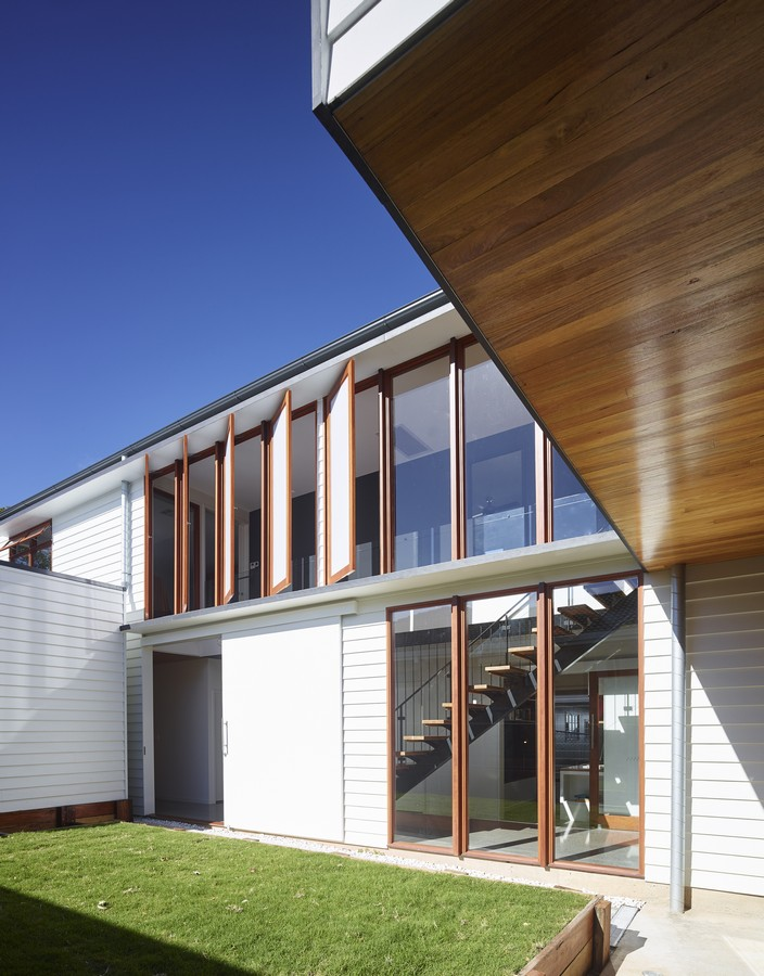 Nundah house in brisbane e architect for Architecture firms brisbane